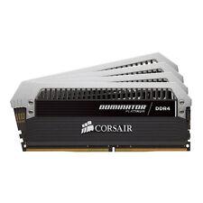 CORSAIR Dominator Platinum 16GB (4 x 4GB) 288-Pin DDR4 SDRAM DDR4 3200 (PC4 2560