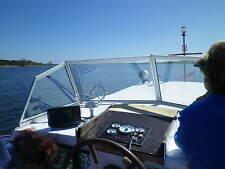 Motoryacht - Segelyacht  -  Windschutzscheibe professionell selber bauen