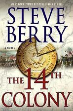 The 14th Colony: A Novel (Cotton Malone), Berry, Steve, New Book