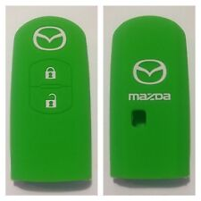 MAZDA 3 2 6 GREEN CAR SMART KEY COVER CASE MPS SP25 CX7 CX9 CX5 SILICONE COVER