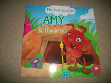 amy la fourmi, petit livret, livre pour enfant, neuf