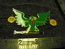 1999 Jupiter Fl SEAHAWKS  . Girls Fast Pitch Softball Collectors Pin,