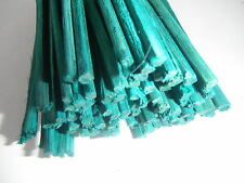 "20 x split canes green 12 "" support sticks  for  garden lilys  flowers vedg"