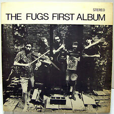 LP - The Fugs - The Fugs First Album - ESP