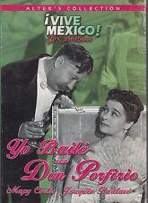DVD - Yo Baile Con Don Porfirio NEW Vive Mexico Cine En 35 FAST SHIPPING !