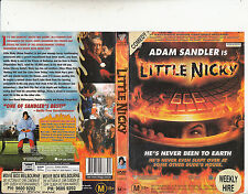 Little Nicky-2000-Adam Sandler-Movie-DVD