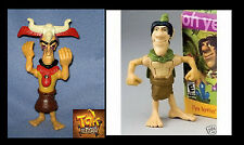 Tak and the Power of Juju McDonald's Happy Meal Toys Figures Lok & Tlaloc New