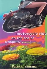 Motorcycle Ride on the Sea of Tranquility-ExLibrary