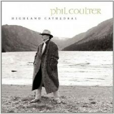 PHIL COULTER - HIGHLAND CATHEDRAL  CD   14 TRACKS WORLD-MUSIC  NEU