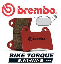 Buell 984 XB9S Lightning 03  Brembo SP Sintered Rear Brake Pads