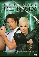 NEW Highlander: The Raven - The Complete Series (DVD)