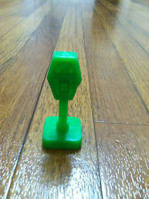 1986 Fisher Price little people main street play set meter green child toy kids