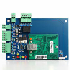 Ethernet TCP IP Network Access Control Circuit Board Panel Control For 1 Door