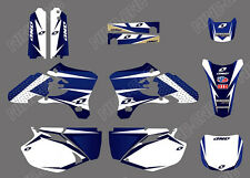 DECALS GRAPHICS BACKGROUNDS FOR YAMAHA YZ250F YZ450F YZF250 YZF450 03 2004 05 C