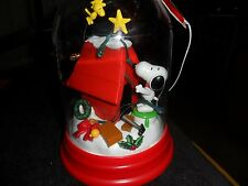 Snoopy & Woodstock Table Light Up Decoration.Peanuts.Charli e Brown