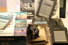 VINTAGE SHARP SE-500 Mobile Organizer 1MB RETROILLUMINAZIONE BOXED