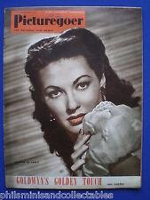 Picturegoer magazine - July 7th  1951   Yvonne De Carlo
