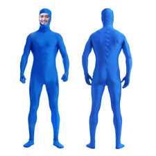 DH Zentai Suit Men's Spandex Lycra Halloween Full Body Costume