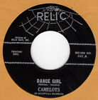 DOO-WOP REPRO: CAMELOTS-Dance Girl/SUNS-That's My Baby RELIC