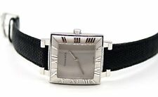 Estate Tiffany & Co. Atlas Wrist Watch in Sterling Silver