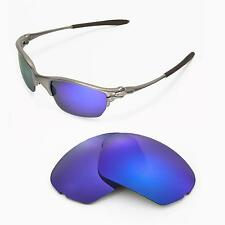 New Walleva Polarized Purple Lenses For Oakley Half X