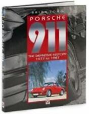Porsche 911 : The Definitive History 1977 to 1987 by Brian Long (2004,...