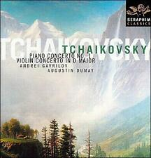 Tchaikovsky: Piano Concerto No.1; Violin Concerto (CD, Apr-1999, Warner.(cd2908)
