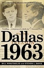 Bill Minutaglio - Dallas 1963 (2014) - New - Trade Paper (Paperback)