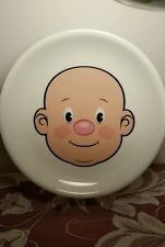 Fred and Friends Plays With His Food Child Plate Mr. Food Fun