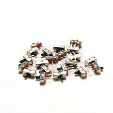 20X SS12D00G3 2 Position SPDT 1P2T 3 Pin PCB Panel Mini Vertical Slide Switch TO