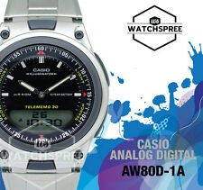 Casio Analog Digital AW80D-1A