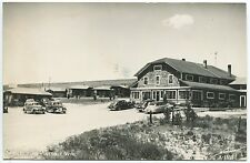 PINEDALE, WY VINTAGE PHOTO POSTCARD - Sargent's Inn by Sanborn