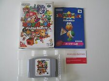 Mario Party for the Nintendo 64 N64  (Japan Import) NTSC-J Boxed
