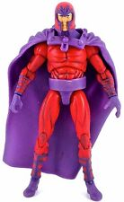 Marvel Universe 2009 MAGNETO (SECRET WARS COMIC PACK) - Loose