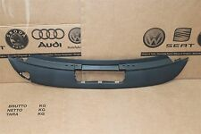 VW Golf Plus Paraurti Posteriore Trim per Gancio Traino Rimovibile 5m0807568f NUOVO ORIGINALE VW