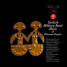 Sounds Of Osman - Military Band Music Of The Old Turkish Army Audio CD LikeNew