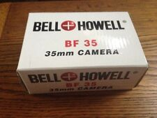 Photography! Vintage Bell + Howell 35mm Camera BF35 New with Paperwork & Box
