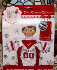 Elf on the Shelf ... Game Day Jersey / Shirt... FOOTBALL MINT