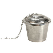 Practical Stainless Steel Infuser Strainer Mesh Tea Ball Filter Spoon Filter