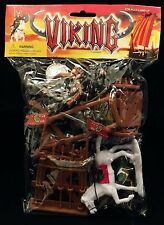 BMC 31 Vikings & Armor Figure Bagged Toy Soldier Playset
