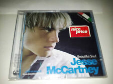 CD jesse mccartney beautiful soul italian version