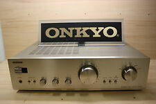 Onkyo A-9211 Integrated Stereo Amplifier mit Fernbedienung *TOP*