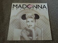 "Madonna Dear Jessie RARE 7"" Single"