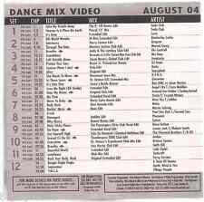 Promo only video A TASTE OF HONEY boogie oogie EARTH WIND FIRE september Y.M.C.A