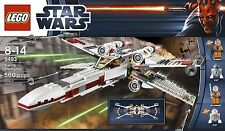 LEGO STAR WARS - X-WING STARFIGHTER - 9493 - DISCONTINUED - HARD TO FIND - BNIB