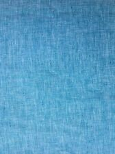 100% Linen Woven Fabric Yarn Dyed Different Cross Colors