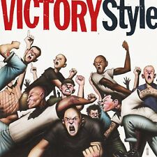 VICTORY STYLE Hardcore Compilation CD (1996 Victory) New!