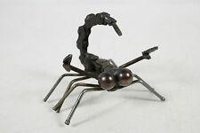 Scrap Metal Art Sculpture Handmade Scorpion Welding
