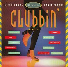 CLASSIC CLUBBIN' VOL. 1 - VARIOUS ARTISTS / CD (TELDEC 9548-30019-2) - NEUWERTIG