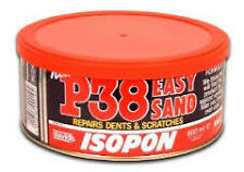 U-POL DAVIDS ISOPON P38 600ml EASY SAND BODY CAR FILLER REPAIRS DENTS SCRATCHES